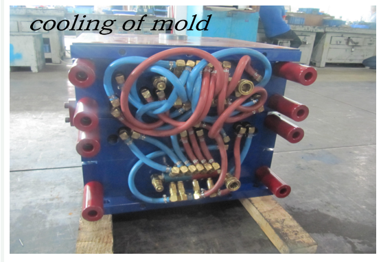 China Injection Mold Cooling  System