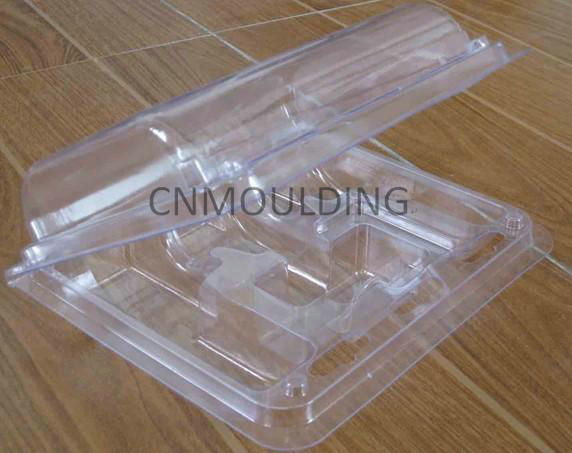 Vacuum thermoforming in China