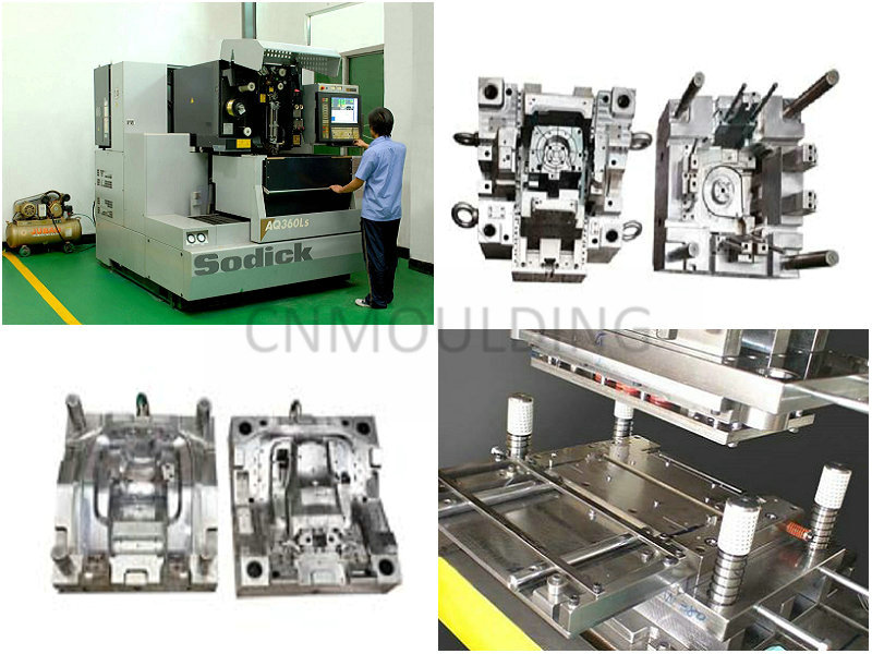 injection mold cost